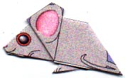 Blind Mouse Origami