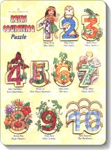 Keiki Counting Puzzle