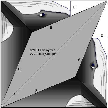 Humpback Whale Origami